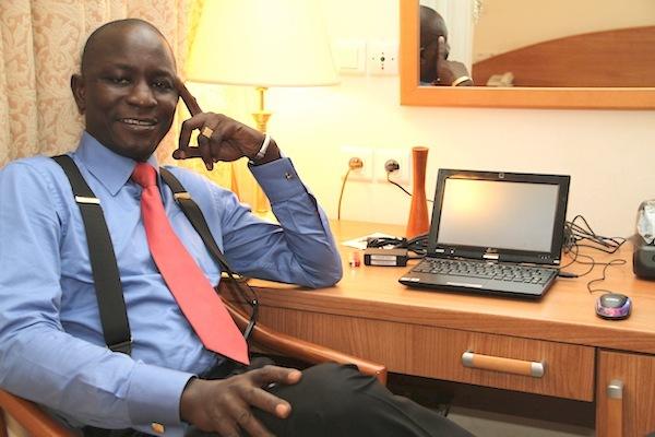 Abdoul Aziz MBAYE, Conseiller Spécial du Président de la République aux  TIC