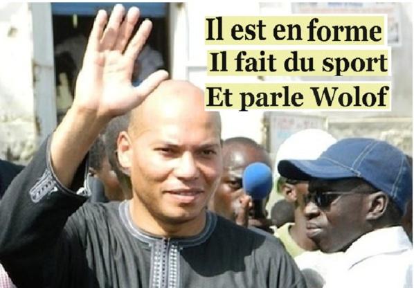 """Karim Wade à ses partisans : """"Il faut s'unir et se massifier"""""""