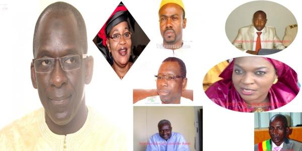 Exclusif – Abdoulaye Diouf Sarr fait le ménage : Les présidents des Conseils départementaux de Ranérou et Salémata, la vice-présidente de Podor et les Conseillers Daouda Dia, Ibrahima Baba Sall, Mamadou Cissé et Inthy Boireau virés