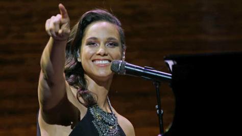 Alicia Keys chantera pour la finale de la Ligue des Champions