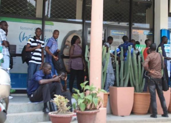 [Reportage] Ucad : La bourse comme principale source de souffrance des étudiants