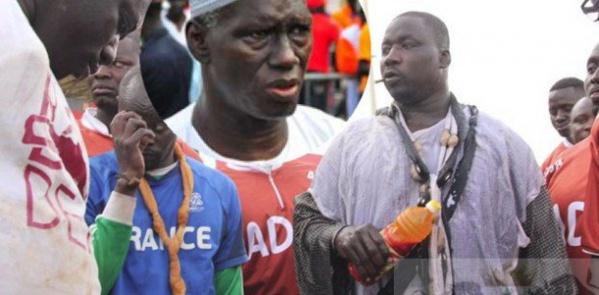 """Mbaye Guèye : """"C'est le titre de roi des arènes qui nous empêche de dormir à Fass"""""""