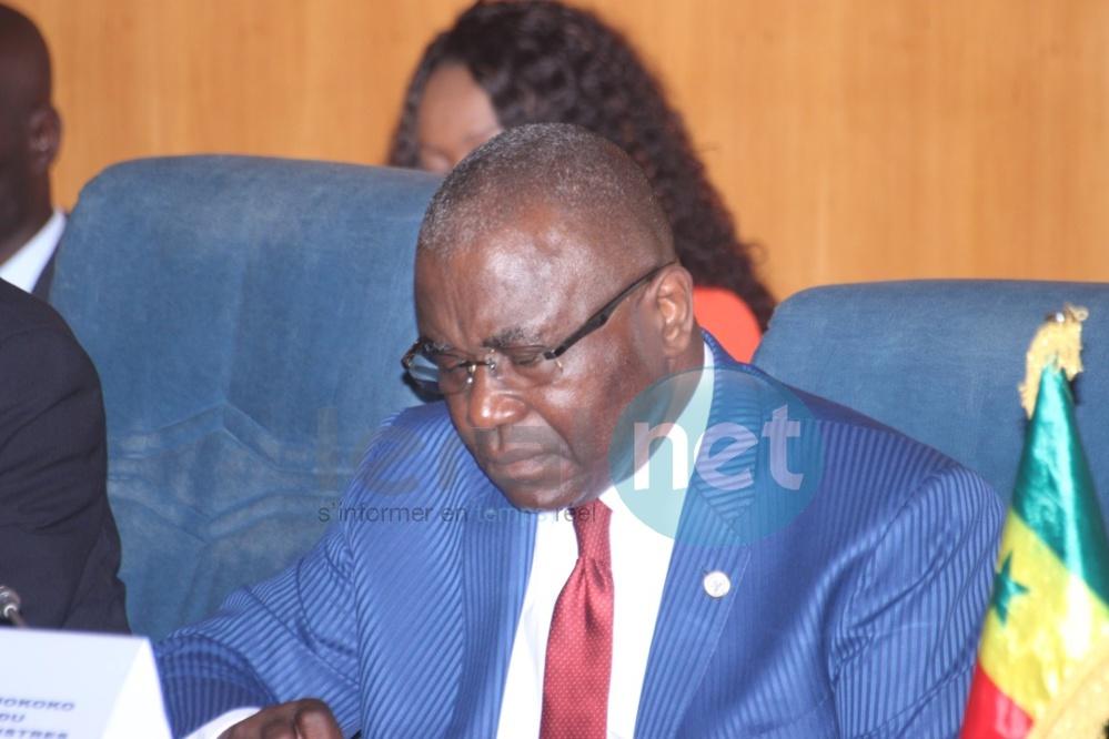 Léon Raphael Mokoko, président du groupe Acp : « Nous sommes prêt à négocier avec les Européens l'avenir de notre coopération... »