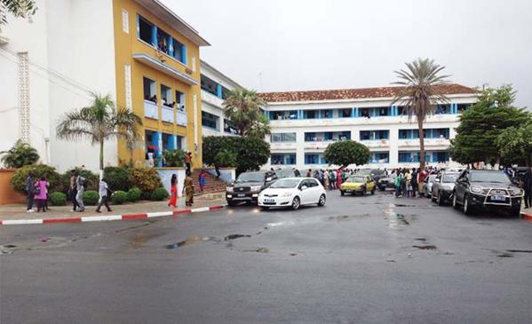 Ucad : Un bar et réseau de trafic de drogue démantelés, quatre étudiants arrêtés