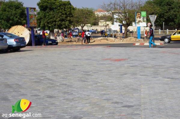 Pavage : Les rues de la Médina changent de visage