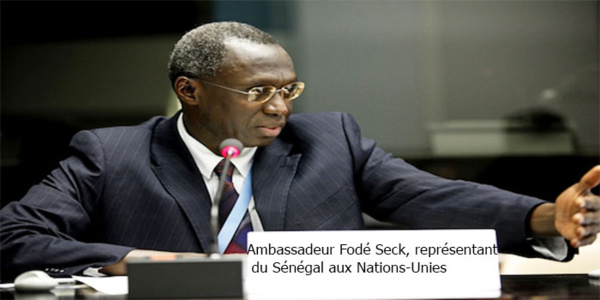 ONU:  Dakar salue la levée des sanctions contre la Côte d'Ivoire