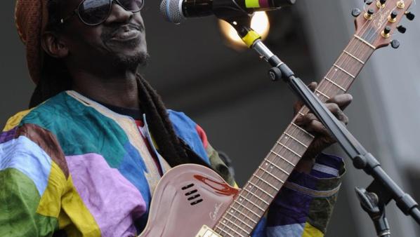 Arts et Culture - Cheikh Lô, parrain d'une nouvelle école de musique