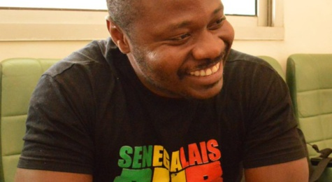 Arrêté hier, le leader de la coalition Non aux APE Guy Marius Sagna a été libéré tard dans la nuit