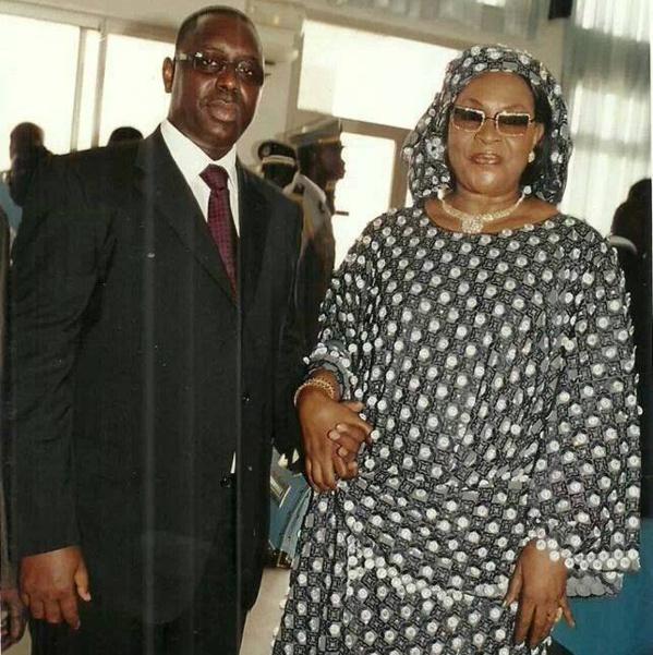 """Le Pr Macky Sall lance à Aida Ndiongue : """"vous êtes vraiment ma soeur ! """" L'ex sénatrice de répondre : """"vous êtes mon frère ! """""""