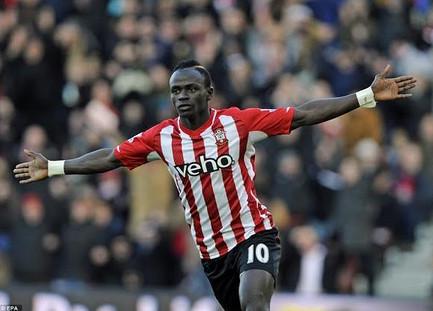 Premier League - Triplé de Sadio Mané face à Manchester City