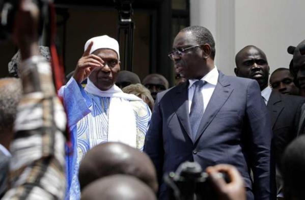 Macky Sall devant ses anciens camardes du PDS: « Vous devez venir me soutenir…»