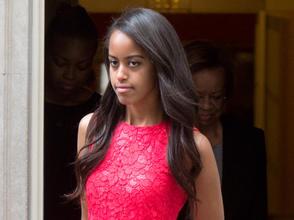 Malia Obama, sur les traces de ses parents, étudiera à Harvard