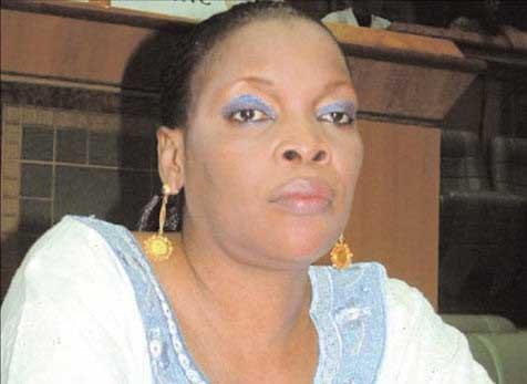 Bakhao Ndiongue Diouf à l'occasion du 1er mai : « Le gouvernement n'aime pas le leadership féminin »