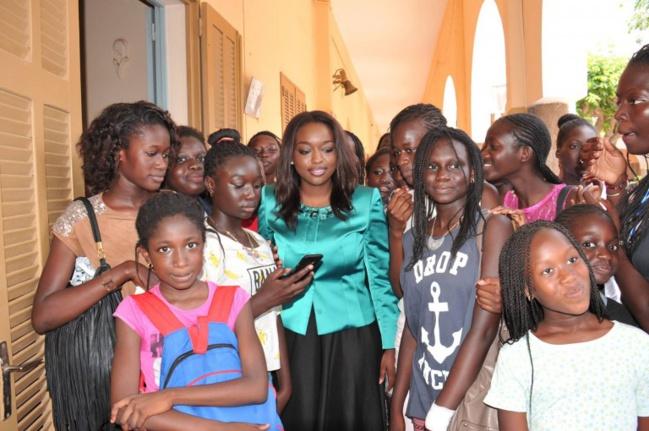 « Un bon exemple pour la jeunesse »