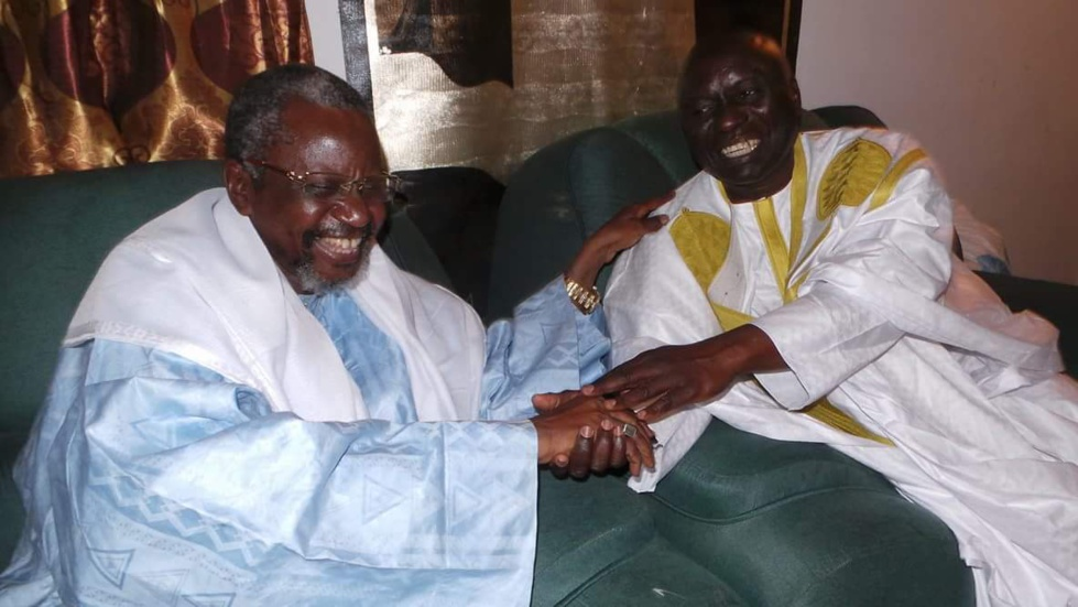 Les images du Président Idrissa Seck à Touba à l'occasion du magal de Kassu rajab.