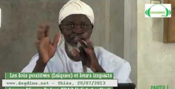 """Auditionné dans le fond, l'imam Ndao clame son innocence : """"Je ne suis pas un terroriste (...) Je suis victime de mes prêches"""""""