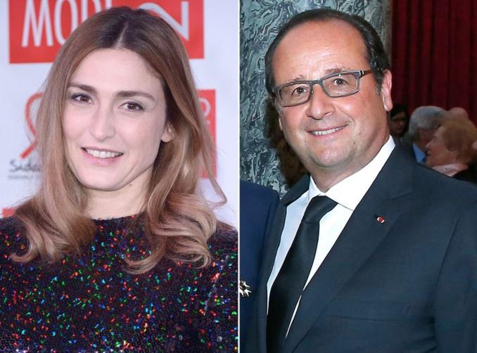 Julie Gayet : l'étonnante raison pour laquelle elle a demandé François Hollande en mariage