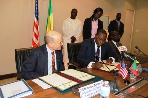 Sénégal, protectorat américain ?