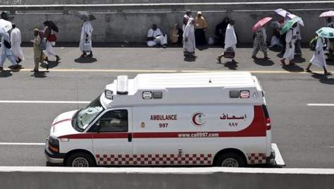 """Une cellule """"terroriste"""" démantelée près de La Mecque, 4 morts"""