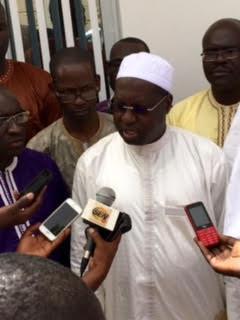 Appel au dialogue politique : Abdou Karim Sall, en phase avec le Président Macky Sall, apprécie la position de Me Wade et fusille Idrissa Seck