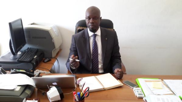 Fiscalité : La charge fiscale est très mal répartie, selon l'inspecteur des impôts Ousmane Sonko