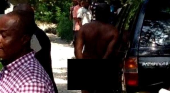 Violence et voie de fait : Kamal Fall enferme sa mère et sa grande sœur dans un appartement et jette les clefs de la maison