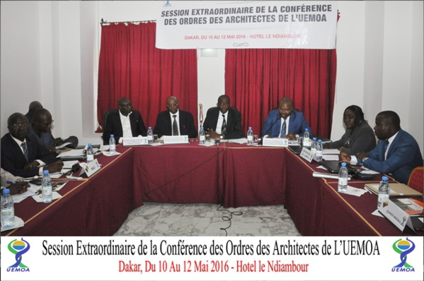 Espace Uemoa : Les architectes planchent sur la libre circulation
