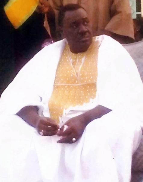 "Serigne Abo Mbacké, l'héritier du Magal dit ""Niety fanou barakhlou"""