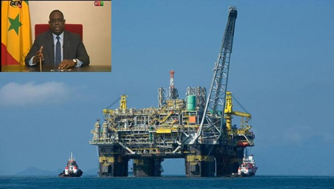 Les perspectives nées de la découverte de gaz devraient régler les problèmes d'énergie, selon Macky Sall