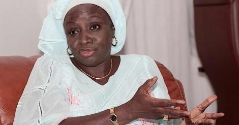 """Mimi Touré à ses détracteurs : """"Mon arrière-grand-père, Madyou Touré, est le fondateur de la ville de Kaolack..."""""""