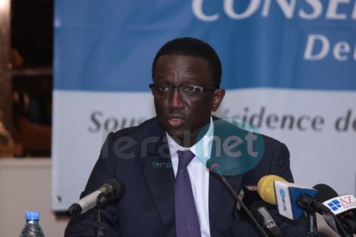 Conseil national de la statistique : Amadou Bâ annonce le prochain recensement général de l'agriculture et de l'élevage