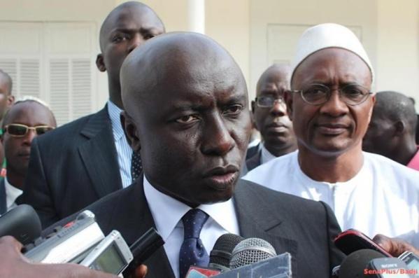 Déchirer les APE et les réécrire - Idrissa Seck