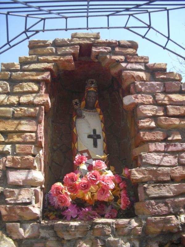 Image - Pélerinage Marial de Popenguine : L'apparition de la Vierge Marie toujours attendue