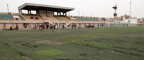 Le ministre Matar Ba visite les travaux du stade Alassane-Djigo, lundi