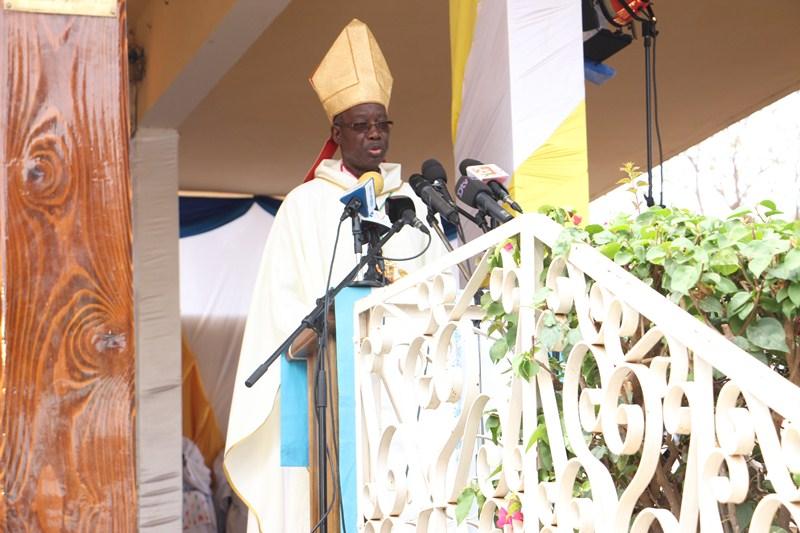 Mgr  Jean- Noël Diouf au 128ème Pèlerinage marial de Popenguine : « C'est une occasion de se convertir, de prier et de faire pénitence… »