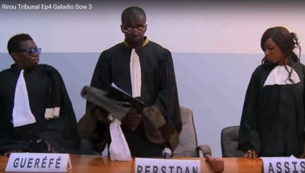"""Moustapha Gaye, artiste-comédien : Persidan du rire : """"Je rencontre des problèmes dans le …"""""""