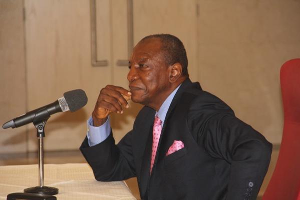 Alpha Condé en toute liberté : «Les chefs d'Etat échouent en Afrique pour trois raisons : l'argent, les femmes et la famille»
