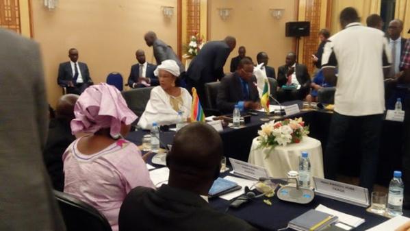 Consultations bilatérales entre la Gambie et le Sénégal - Le texte intégral du Procès-verbal