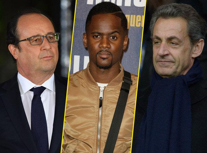 Black M au centre d'un bras de fer Hollande/Sarkozy !