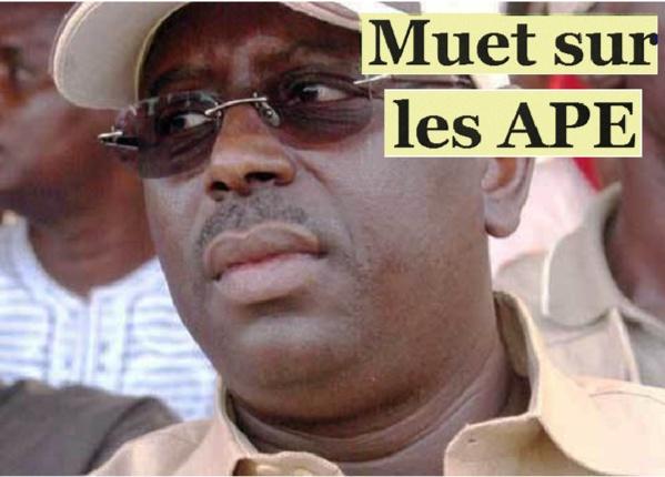 LES APE ou la logique d'une recolonisation déguisée de L'Afrique