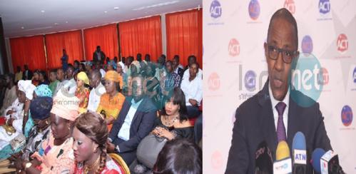 """Réponse de Hamidou Dia à Moustapha Mbaye : """"Nous avons prêté et non vendu le récépissé de l'Act à Abdoul Mbaye"""""""