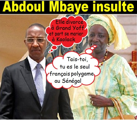 Attaques contre attaques : Le Mouvement Abdoul 2019 descend en flamme Mimi Touré, Abdou Mbow, Moustapha Diakhaté et Mame Mbaye Niang