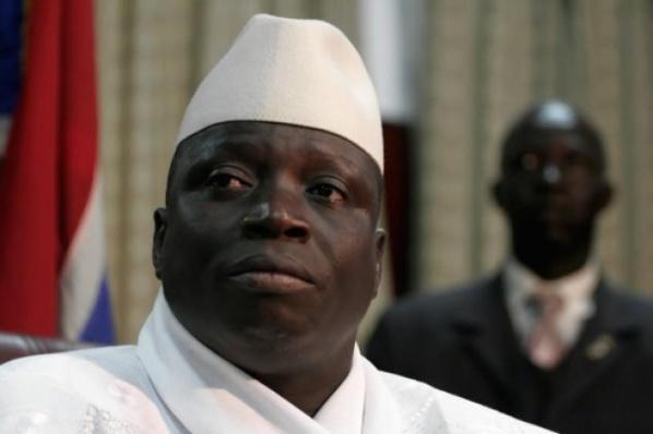 """Le Président Jammeh aux Gambiens : """"Je préfère mourir que de vous voir souffrir """""""