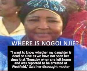 Gambie - Déposition de Nogoy Ndiaye devant la Haute Cour de Justice : Comment Solo Sandeng, Fatoumata Jawara, fatou Camara et elle-même ont été torturés…