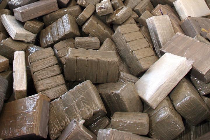 Record: 2,7 tonnes de cannabis saisies au Mali