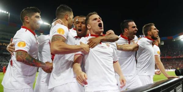 Séville remporte la Ligue Europa pour la troisième année d'affilée