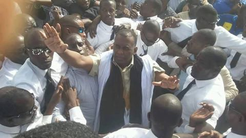 Mauritanie: libération du militant antiesclavagiste, Biram Abeid