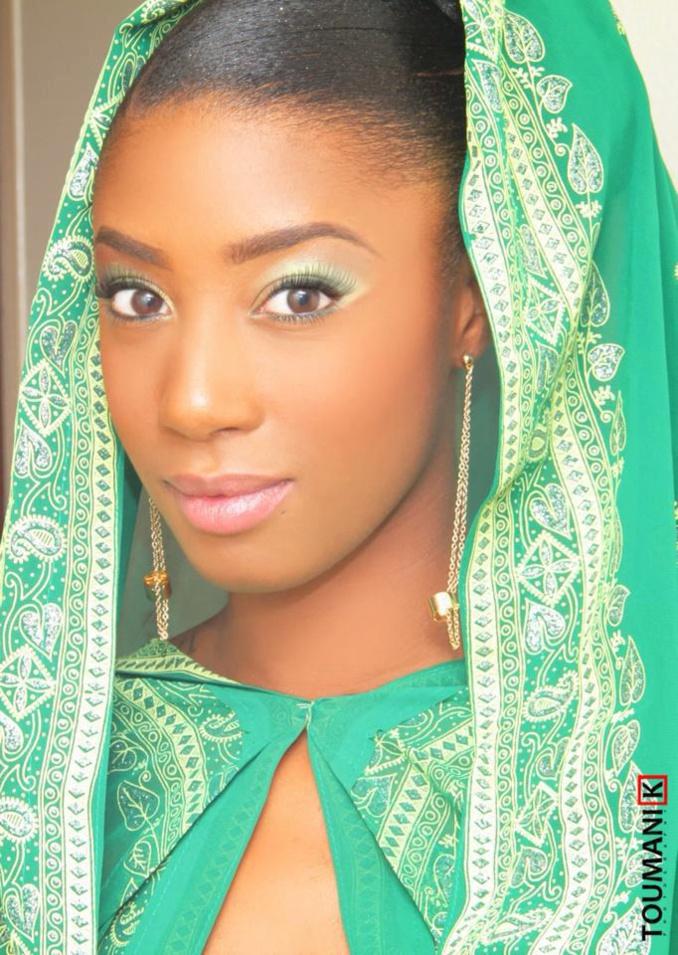 Miss Sénégal France 2013  Dieynaba Valera ne pense pas se marier avec un  Sénégalais