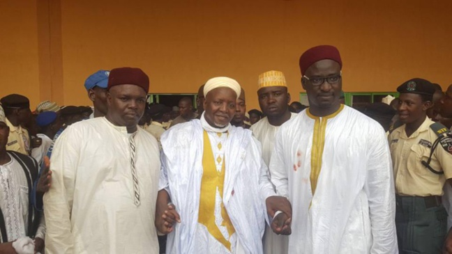 Photos - Nigéria : Plus de 5 millions de talibés de Baye Niass prennent d'assaut un stade