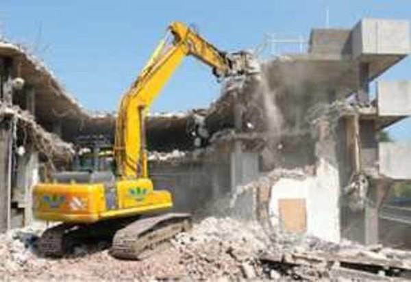 Cambérène Une dizaine de maisons rasées, et c'est reparti pour l'extension de la VDN